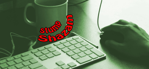12/08/14 playlist: Music in Your Shoes (stump Shazam)