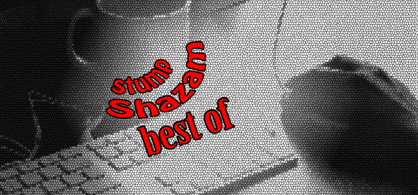 08/10/15 playlist: Music in Your Shoes (stump Shazam – best of)