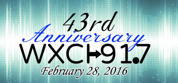 02/29/16 stream & playlist: Music in Your Shoes (Happy 43rd Anniversary, WXCI)
