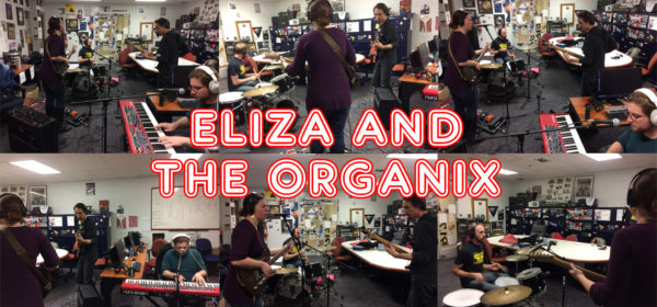 02/13/17 stream & playlist: Music in Your Shoes [with Eliza and the Organix]