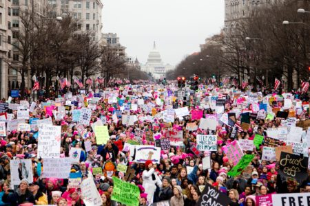 01/22/18 stream & playlist: Music in Your Shoes (Women's March)